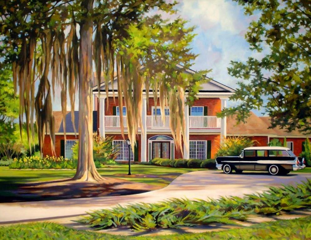 cuadros-de-paisajes-con-casas