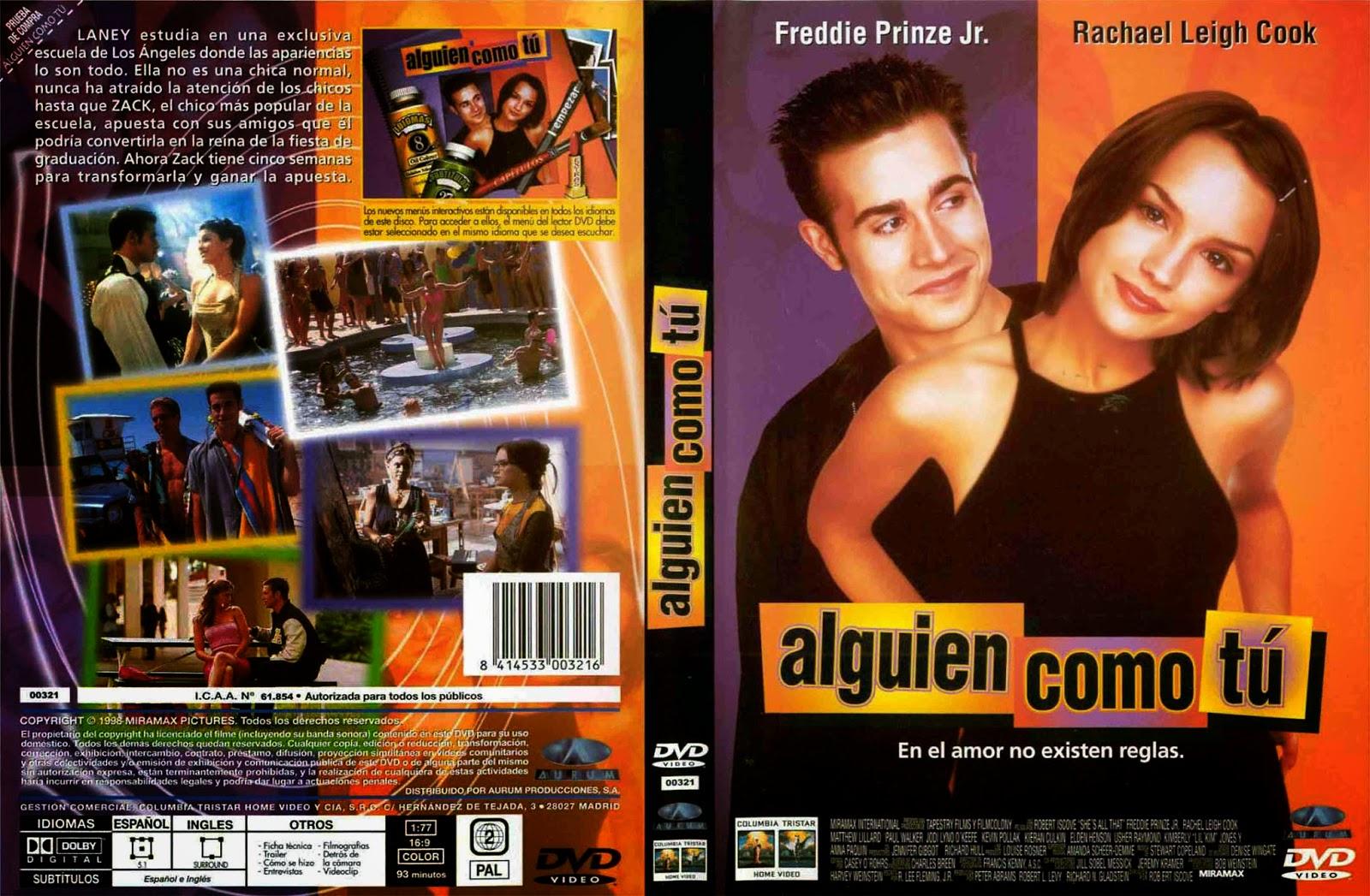 Alguien Como Tu DVD