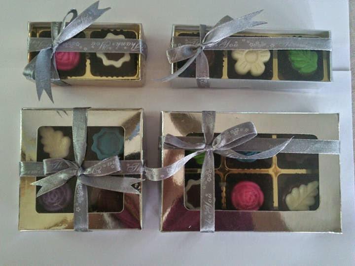 Coklat Praline-BOX