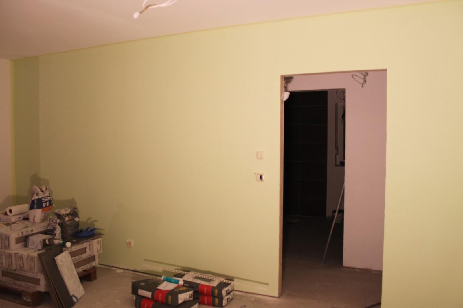 unser traum vom scan haus malerarbeiten und tapezieren. Black Bedroom Furniture Sets. Home Design Ideas