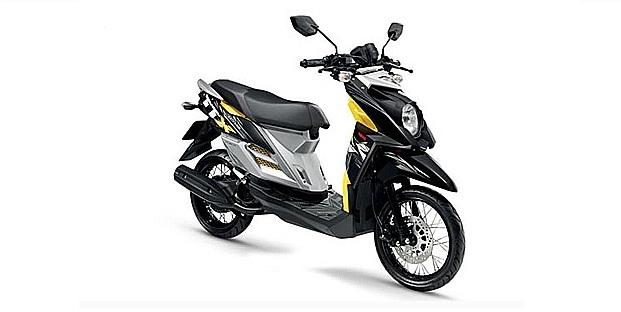 Modif Motor Yamaha X Ride