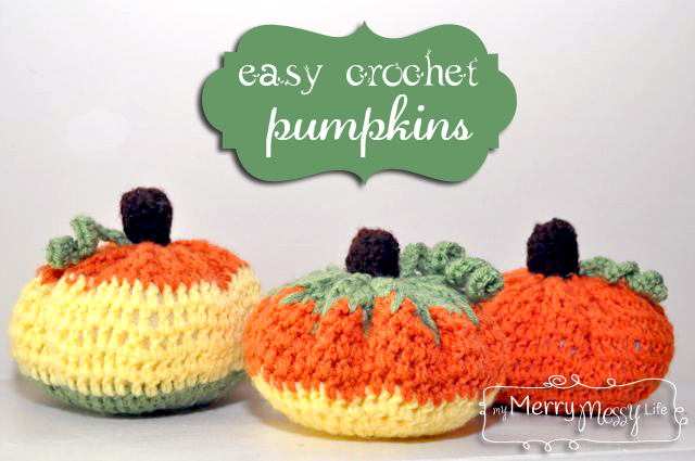Free Easy Halloween Crochet Patterns : Fiber Flux: Fabulous Fall Color! Over 30 Free Crochet ...