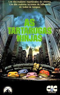 As Tartarugas Ninjas - DVDRip Dual Áudio