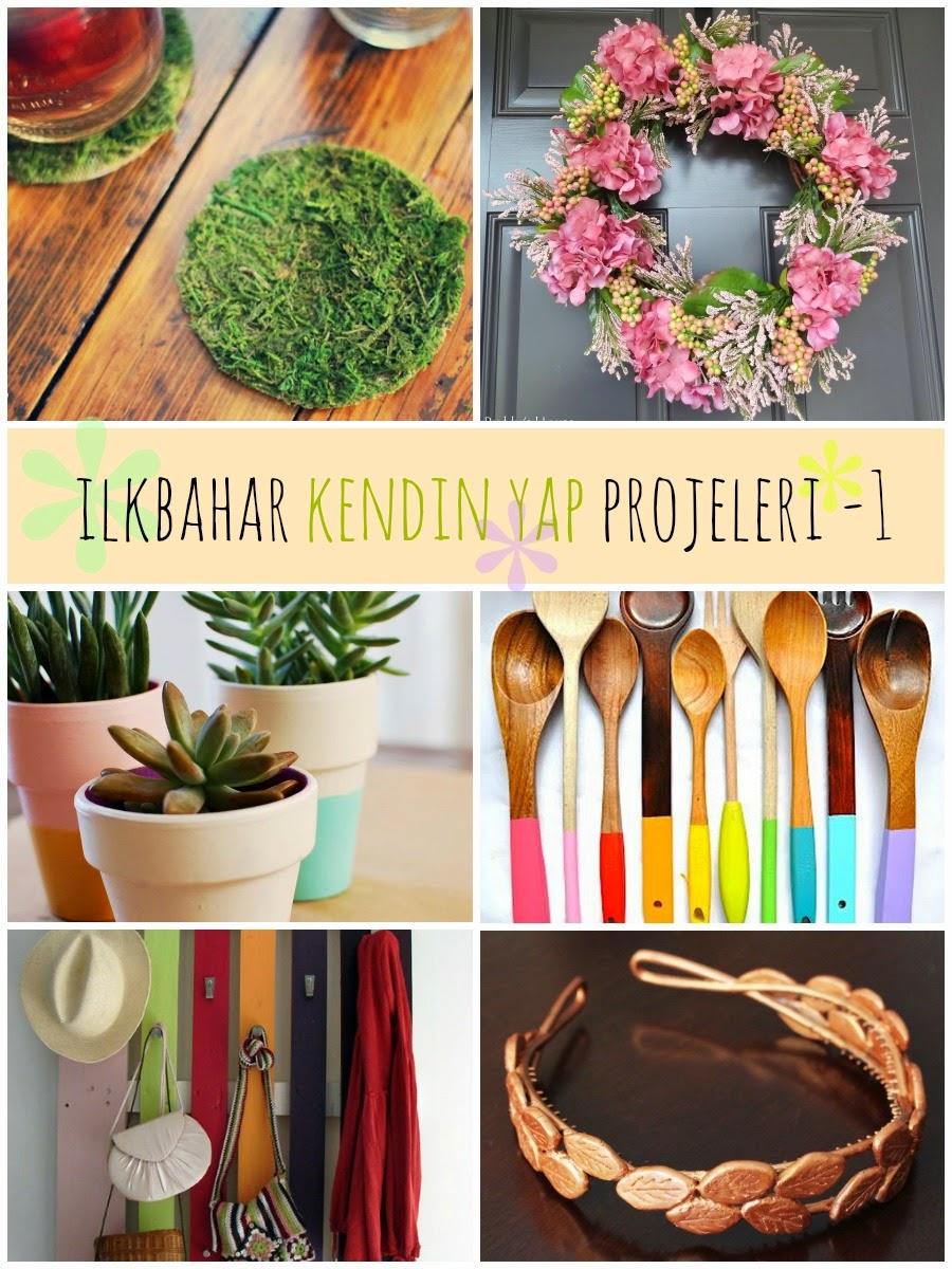İlkbahar dekorasyon önerileri