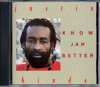 Cover Album of Justin Hinds - Know Jah Better