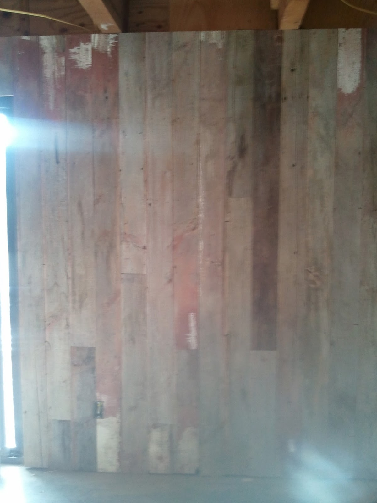 Timber Springs Lodge Barn Wood Wall Paneling