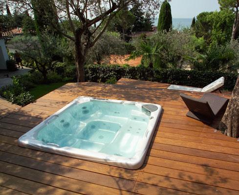 Rilassarsi nell 39 acqua - Piccole piscine da giardino ...