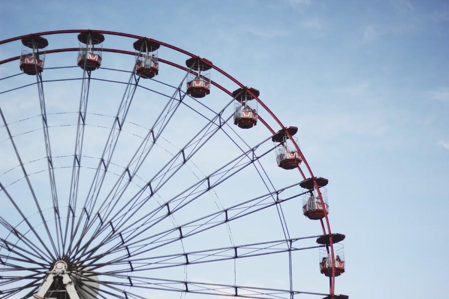parklife music festival big wheel