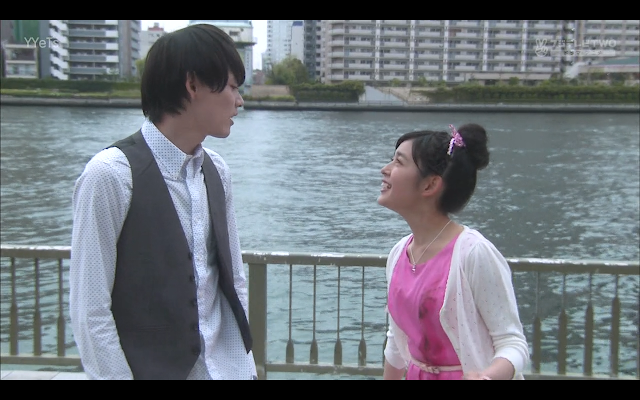 Kotoko can't believe her luck! Iku!