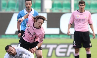 Palermo Novara 2-0 highlights