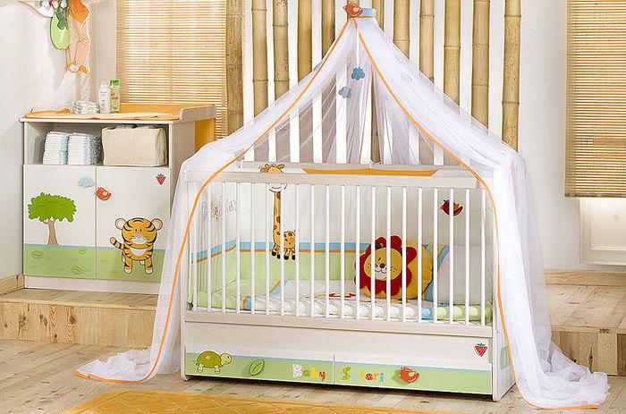 Baby bed furniture designs an interior design - Design babybett ...