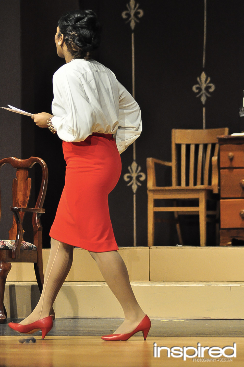 "|lsm imagesize:956x1440 Holly Springs Theatre Company Presents: ""Stage Door"""