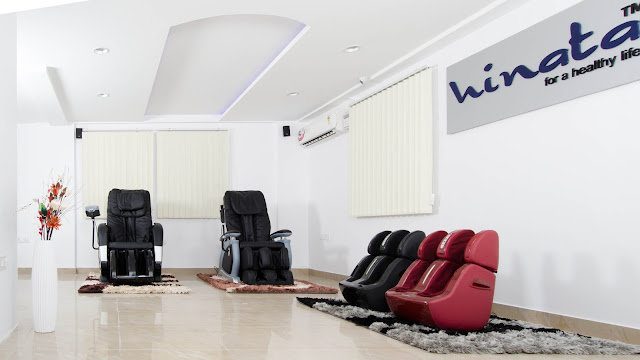 Best Massage Chairs in Bangalore, India
