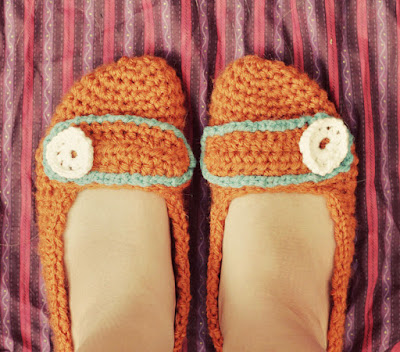 crochet slippers, crochet mary janes