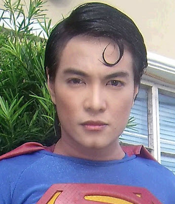 Herbert Chavez turned himself into Superman after many plastic surgery operations since 1995