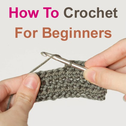 How To Crochet Basics : How to Crochet - For Beginners