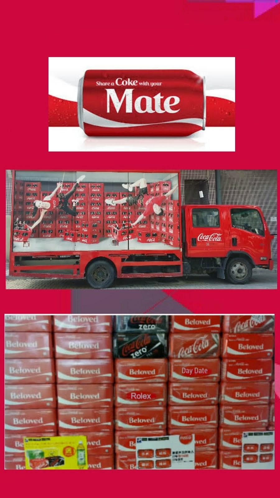 Your preferred Coca Cola!?