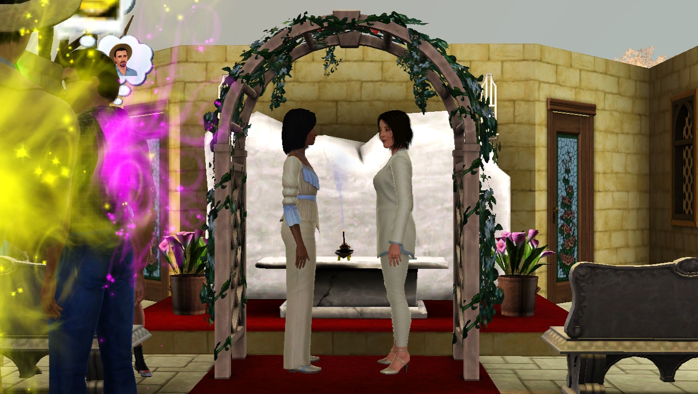 Sims3 Secret Society Sims 3 How To Throw The Perfect Wedding