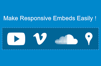 Make Responsive Embeds