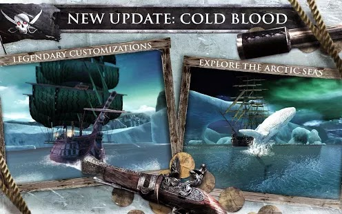 Assassin's Creed Pirates v1.6.0 Apk Obb Android