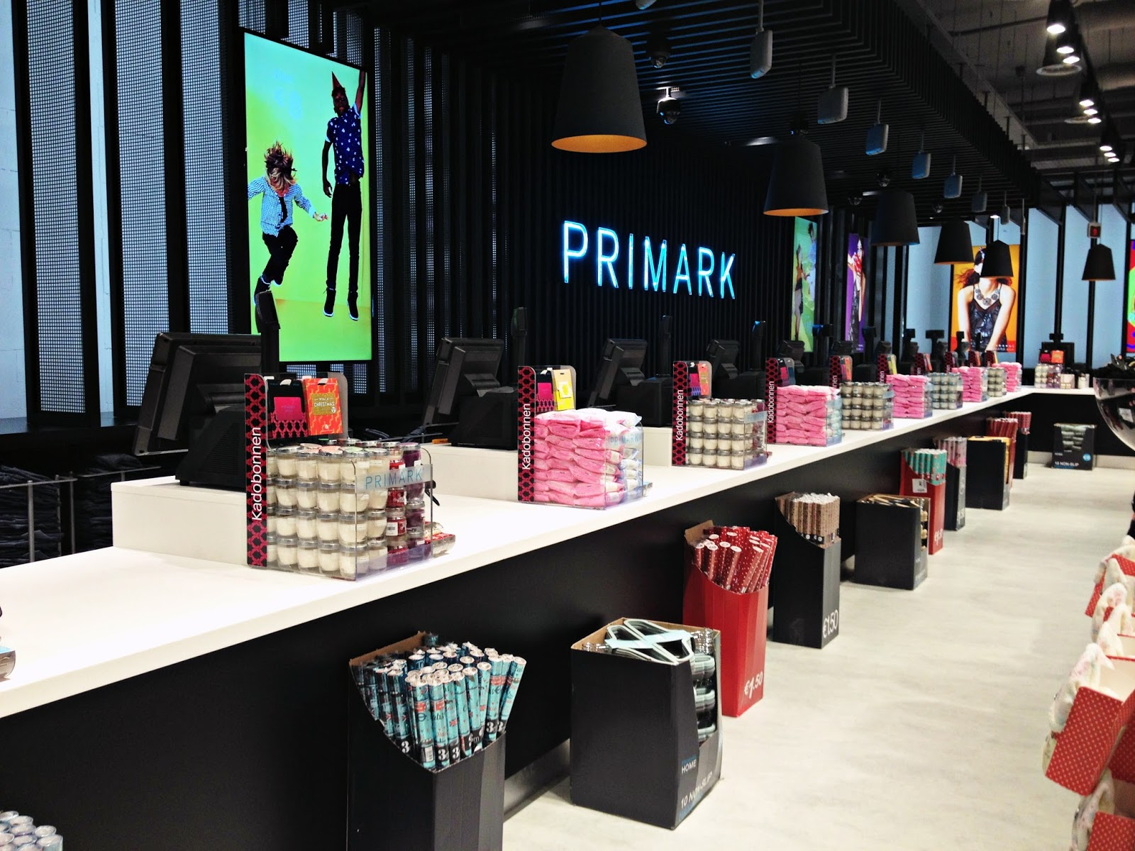 Primark Den Haag Press Opening 2014