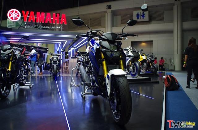 Yamaha M-Slaz atau Calon MT-15