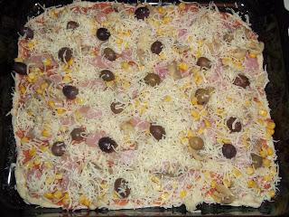 Pizza Crua