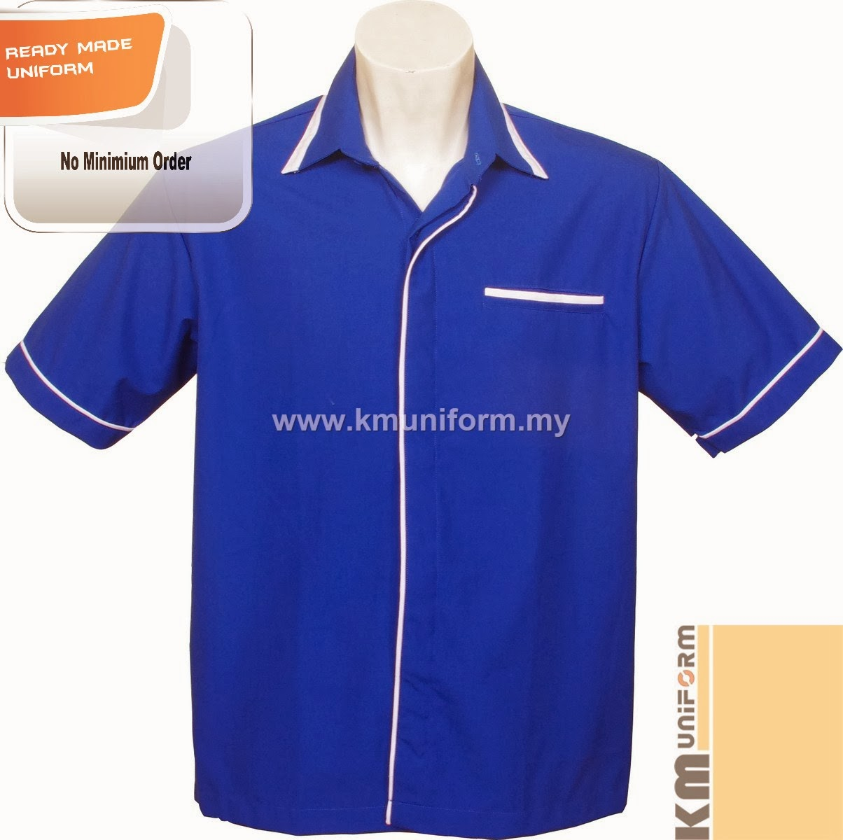 F1 Shirt Uniform