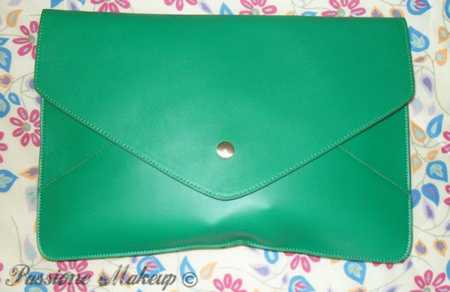 Oversized Simple Envelope Clutch Bag Oasap