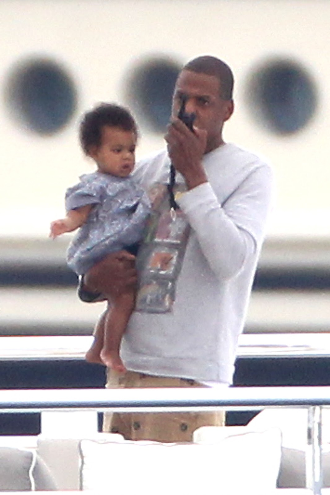 Consider, that Jay z blue ivy assure you