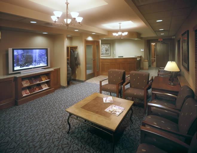 Dental Office Interior Design