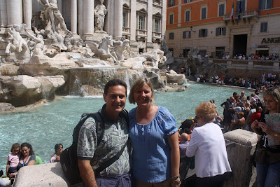 Trevi Fountain, Rome {6.11}