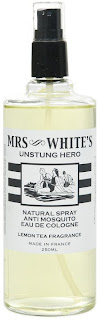 The ultimate natural bug repellent - Mrs. White's Unstung Hero