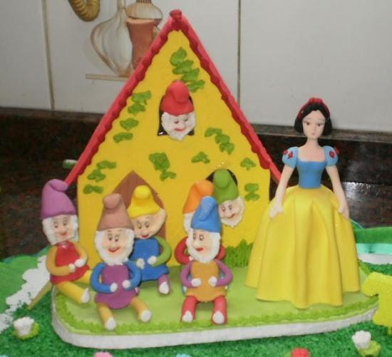 Torta de cumpleaños para niños