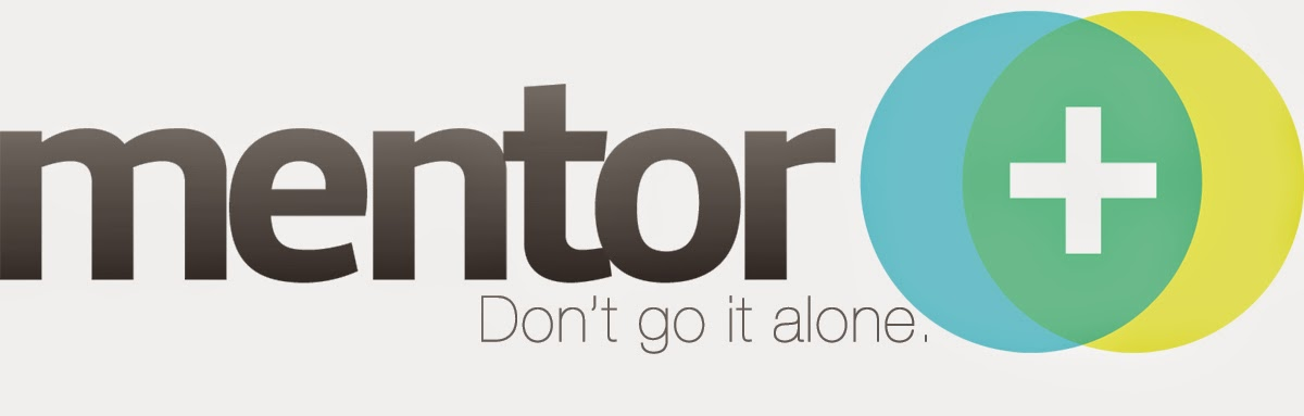 Mentor+. Don't go it alone.