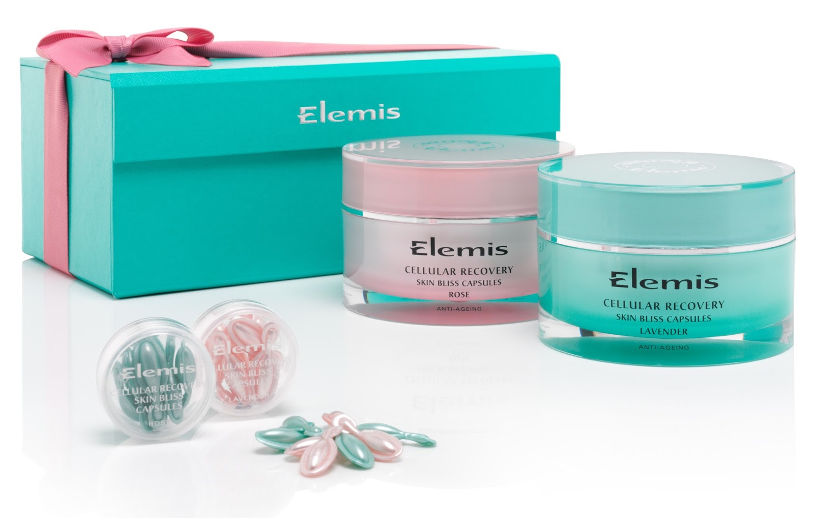 Elemis Cellular Recovery Skin Bliss Capsules Limited Edition Collection