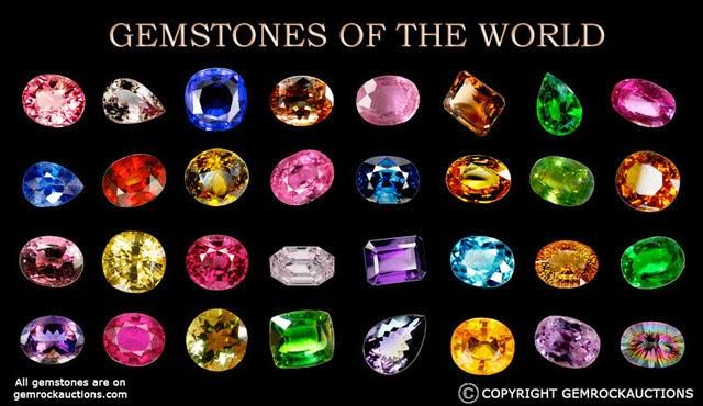 GEMSTONES FACT INFORMATION TRUTH