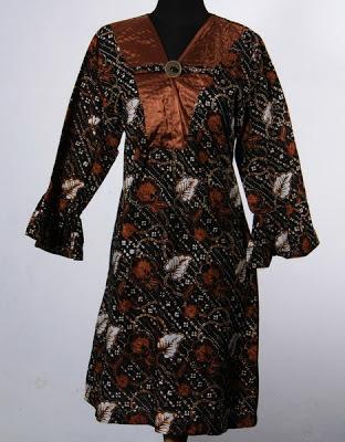 baju batik cantik