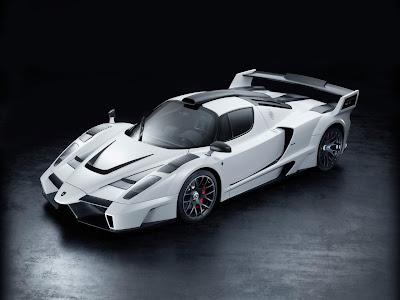 Ferrari-Enzo-2010-white