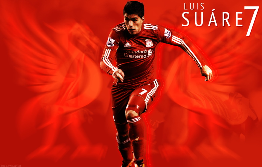 Download luis suarez liverpool wallpapers download logo wallpaper collection - Suarez liverpool wallpaper ...