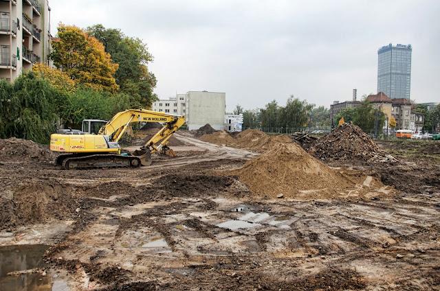 Baustelle Fischzug / Krachtstraße, Moderne und helle Eigentumswohnungen, 10245 Berlin, 12.10.2013