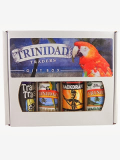 Trinidad Traders Hot Sauce Gift Box