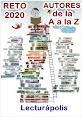 RETO AUTORES DE LA A A LA Z (2020)