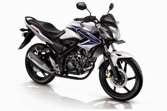 Sport bike Honda CB150R StreetFire