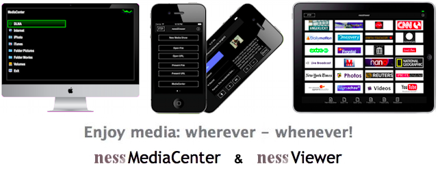 nessViewer & nessMediaCenter Blog