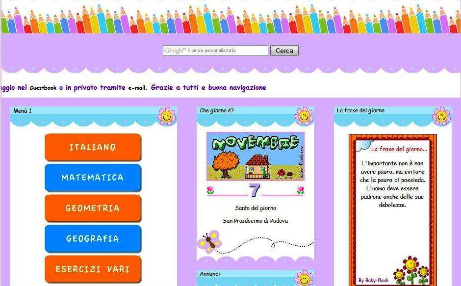 CLASSE A COLORI: Da internet, risorse