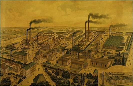 revolusi industry