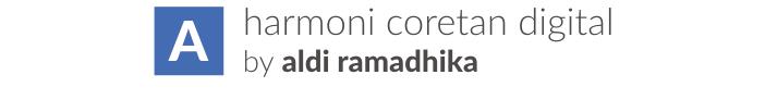 Harmoni Coretan Digital Aldi Ramadhika