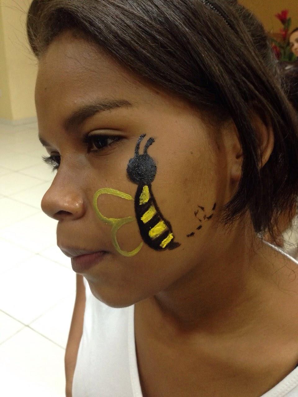 Top Pequeninos de Jesus: Treinamento das professoras - Pintura de rosto VM24