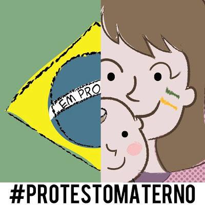 protesto materno #protestomaterno